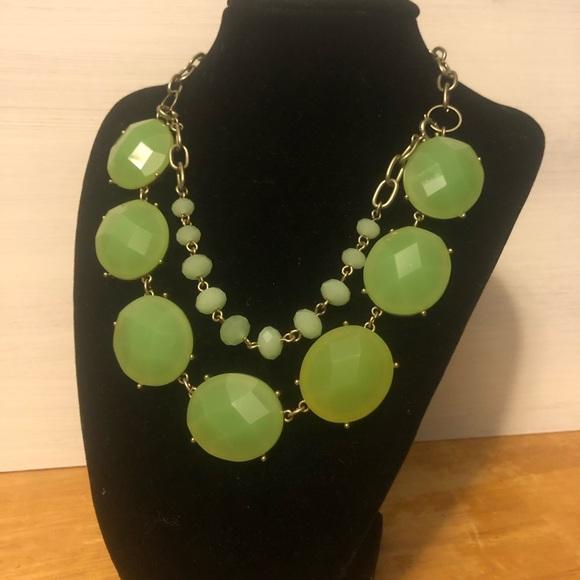Premier Designs 'Mint Condition' necklace 20437